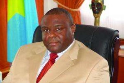 Jean-Pierre Bemba Gombo, DRC Senator and former presidential contender