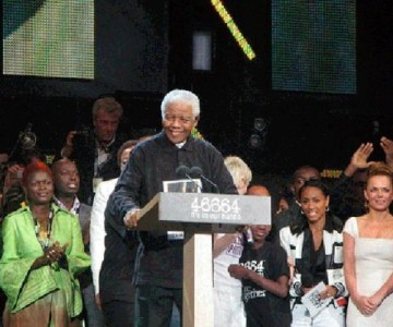 Nelson Mandela Celebrates His 90th Birthday