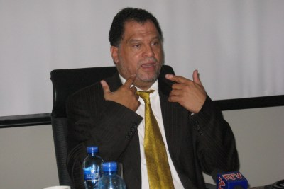 Danny Jordaan (file photo)