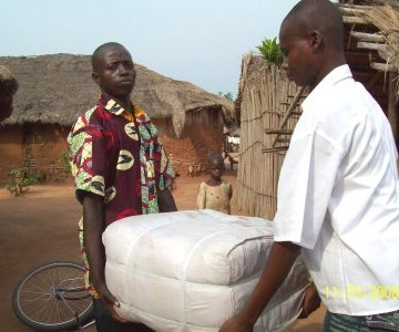 World Malaria Day: Bed Nets for the DRC