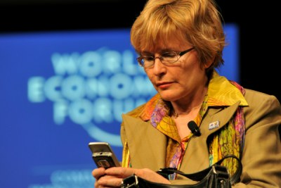 Western Cape Premier Helen Zille (file photo).