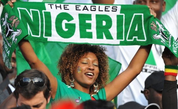 Image result for nigeria world cup fan