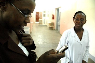 Specialists in mobile technology say it can profoundly improve healthcare in developing countries.