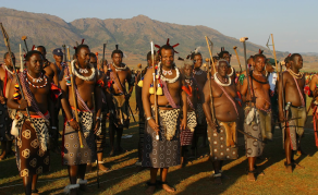 Le Swaziland redevient eSwatini