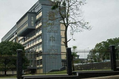 The Supreme Court of Liberia.