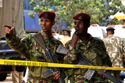 At least 27 people dead following terror attacks in Lamu (file photo).