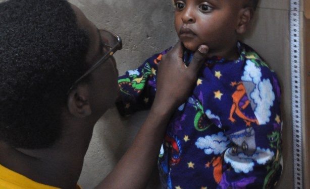 Nairobi's Scrappy Clinic That Could