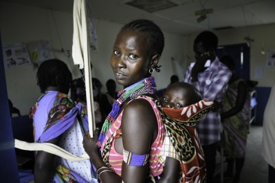 Many women and children are among the victims of Jonglei health crisis.