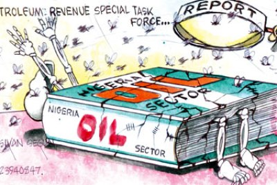 Nigeria oil report, Petroleum, Legal