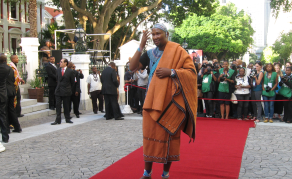 South Africa's Traditional Leaders Hold Meeting