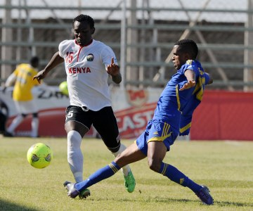 Kenya And Swaziland Contest Cosafa Cup
