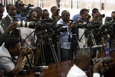 The Uganda Anti-Pornography law to target media content more (file photo).