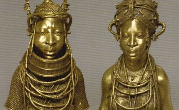 Image result for Nigeria's stolen art