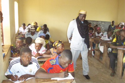 A literacy program in 13 villages in Guinea funded by an Alcoa/Rio Tinto Alcan partnership that has helped residents increase employment opportunities.