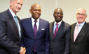 GE and Heirs Holdings Partner to Expand Footprint in Oil and Gas