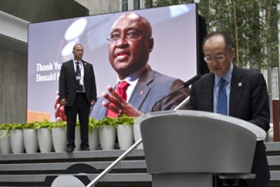 Heads of State, World Bank honour AfDB President