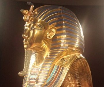 Tutankhamun - His Tomb And Treasures