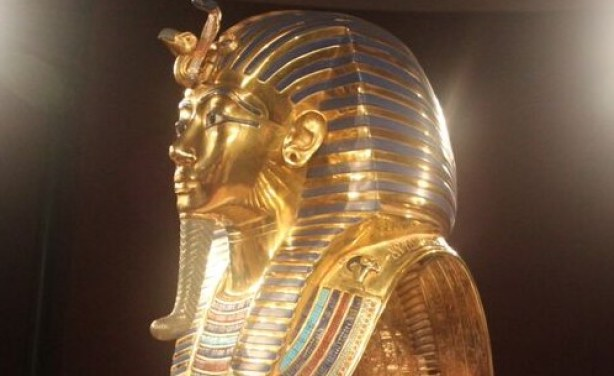 rediscovering tutankhamun s treasures in south africa com photo essays tutankhamun his tomb and treasures