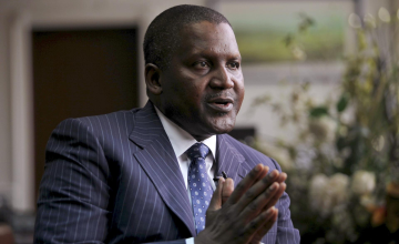 AAI Awards 2016 Gala to Honor Aliko Dangote of the Dangote Group