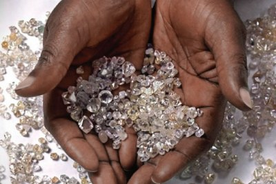 Diamonds (file photo).