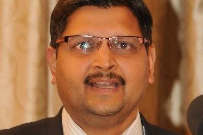 Atul Gupta (file photo).