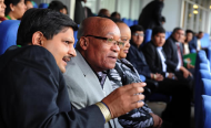 South Africa's President Zuma Tops Alleged Hit List
