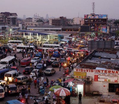 Kinshasa - A Megapolis Undergoing Super-Charged Growth