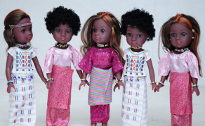 Nigeria's Unity Dolls Set to Go Global