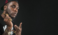 Nigerian Singer Burna Boy Wanted By Police for Questioning
