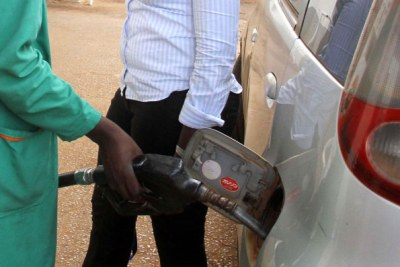 Prices of petrol and diesel have increased by Shs100.
