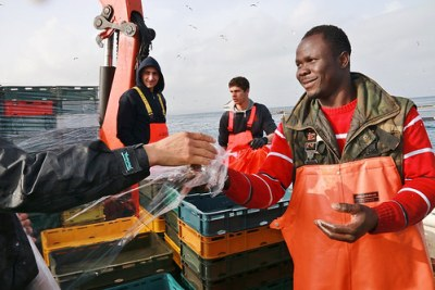 Prince Soniyiki – From Nigerian to 'Croatian' in Three Years. Prince has the same salary as his co-workers and is treated equally. The fact that he learned the local dialect quickly has gained him respect and popularity among the crew.