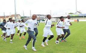 Image result for Iwobi, Aina arrive Eagles' Paris camp