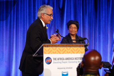 Corporate Council on Africa (CCA) was the big winner at the AAI 2016 Awards Gala on Tuesday, September 20 in New York. Ali Moshiri of Chevron Corporation was honored with the AAI Lifetime Achievement Award.