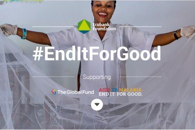 The Ecobank Foundation is proud to be partnering with the Global Fund to Fight AIDS, Tuberculosis and Malaria. The Ecobank Foundation finances social projects in Africa. The Foundation is focused on education, women, children, health, scientific research, and socio-cultural activities.