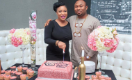Nollywood Actress Tonto Ecstatic As Family Returns Bride Price