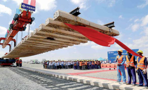 Uganda, Kenya Send Officials to China for Railway Money