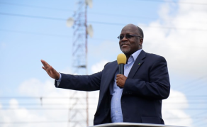 What Are World Bank President and Tanzania's Magufuli Up To?