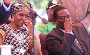 Grace Mugabe Donates Used Underwear - Report