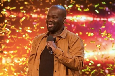 Daliso Chaponda is a contestant on Britain's Got Talent and he's originally from Malawi.