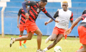 Kenya's National Soccer Team Jet Out to Face Sierra Leone