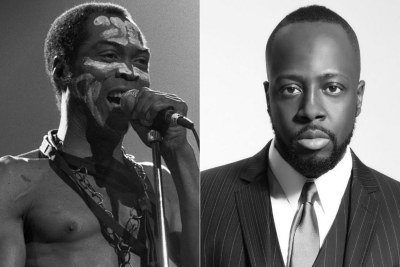 Why I Titled My Song Fela Kuti - Wyclef Jean