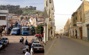 Eritrea's Asmara Declared Unesco World Heritage Site