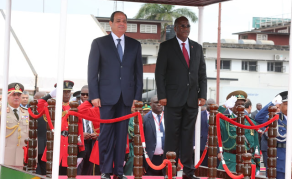 Egyptian President on State Visit to Tanzania