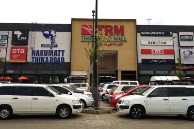 Nakumatt Thika Road branch.