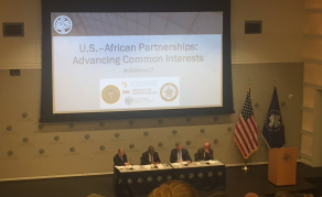 High-Level Forum Examines U.S.-Africa Policy Shifts #USAfrica17