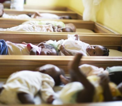 Shelter Saves 'Evil' Babies in Nigeria