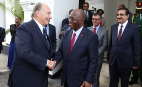 Tanzanian President Asks Aga Khan to Cut Costs at His Facilities