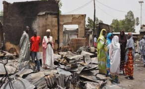 Nigeria Aid Workers Flee - Army Claims Repelled Boko Haram Attack