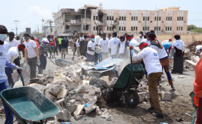 Somalia Must Turn Blast Disaster into Opportunity - Mayor