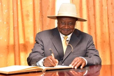 President Yoweri Museveni is already planning for elections in 2021 by seeking the removal of age limit through the parliament.